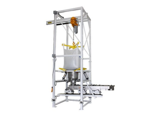 6182-AE Bulk Bag Discharger