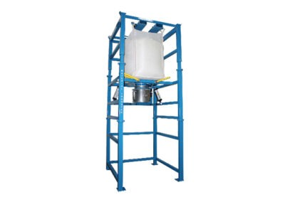 6350-AE Bulk Bag Discharger