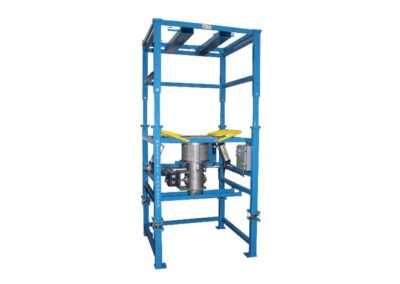 6850-AE Bulk Bag Discharger