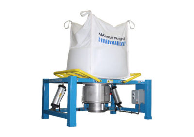 6878-AE Bulk Bag Discharger