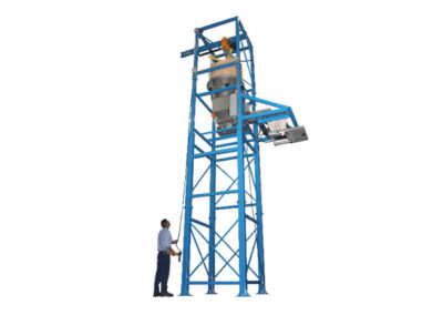 7085-AE Bulk Bag Discharger
