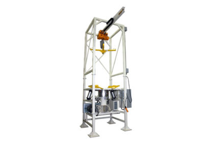 7196-AE Bulk Bag Discharger