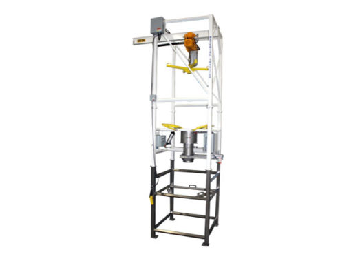 7313-AE Bulk Bag Discharger