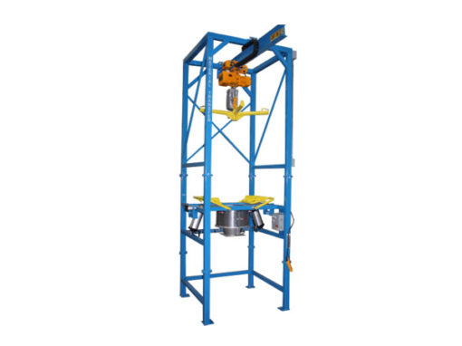 7314-AE Bulk Bag Discharger