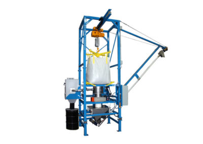 7380-AE Bulk Bag Discharger
