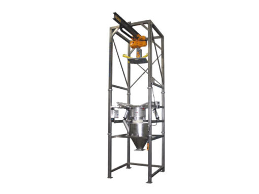 7412-AE Bulk Bag Discharger