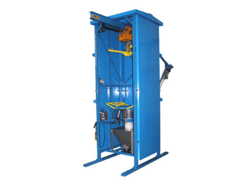 7484-AE Bulk Bag Discharger