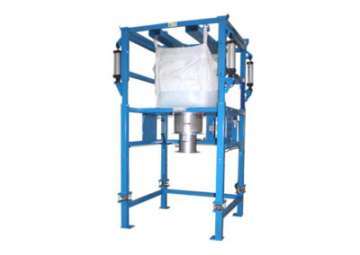 7575-AE Bulk Bag Discharger