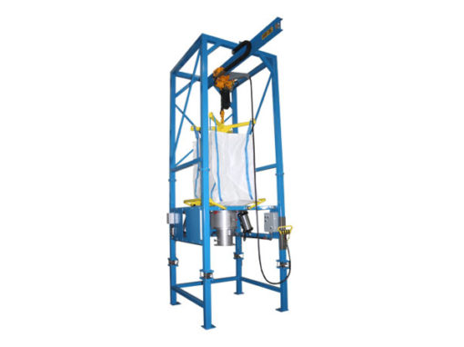 7827-AE Bulk Bag Discharger