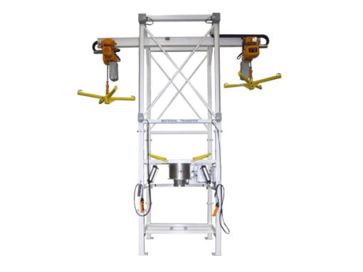 7855-AE-2 Bulk Bag Discharger