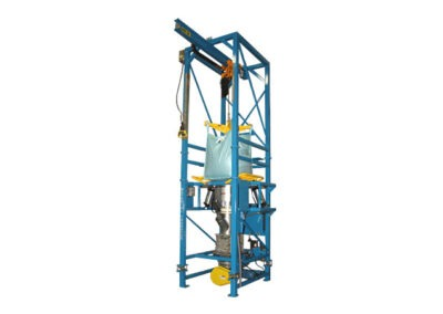8051-AE Bulk Bag Discharger