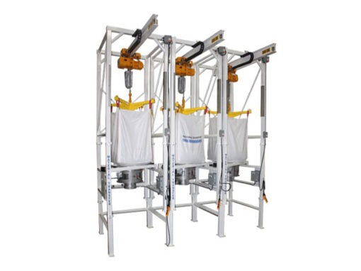 8055-AE Bulk Bag Discharger
