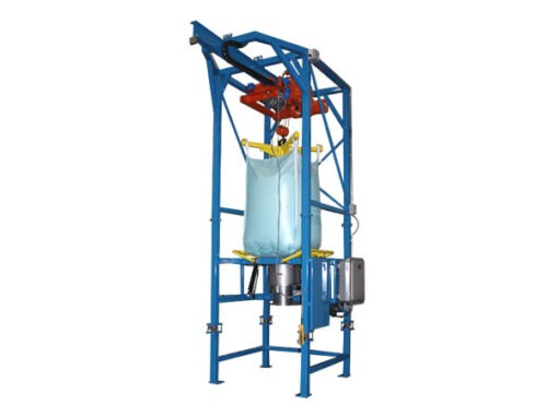8067-AE Bulk Bag Discharger