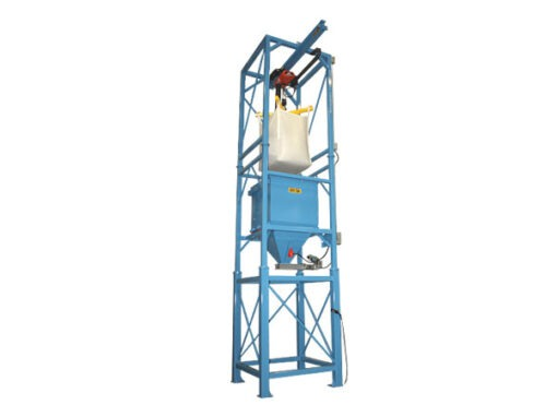 8091-AE Bulk Bag Discharger