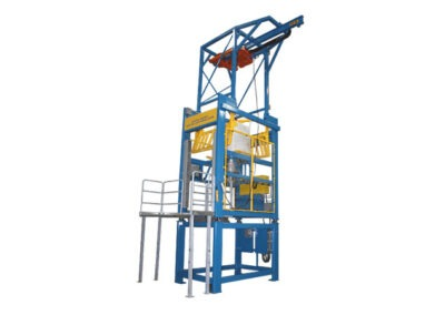 8245-AE Bulk Bag Discharger