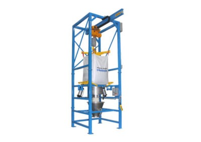 8470-AE Bulk Bag Discharger