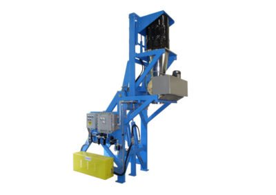 5530-AC Drum Discharger
