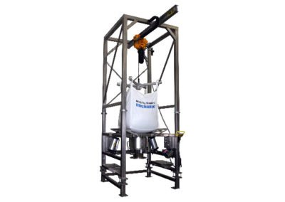 6470-AE Bulk Bag Discharger