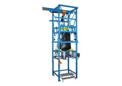 6580-AE Bulk Bag Discharger
