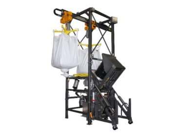 6587-AE Bulk Bag Discharger