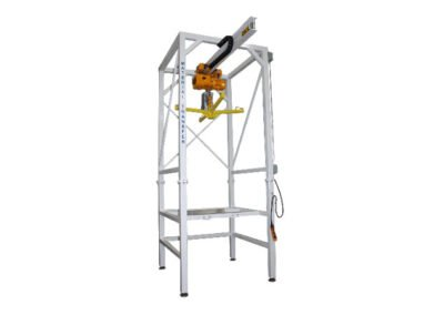 6649-AE Bulk Bag Discharger