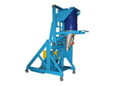 8115-AC Drum Discharger