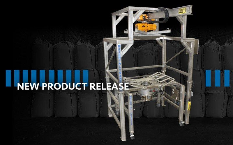 Custom Material Master™ Bulk Bag Discharging System