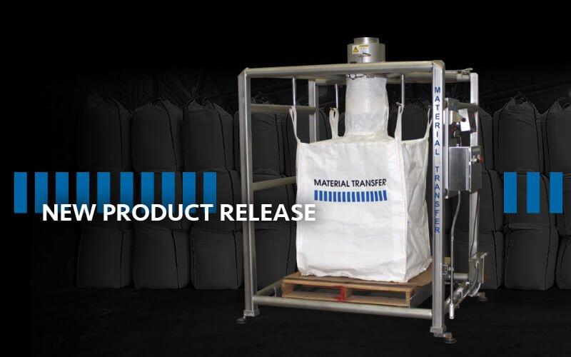 Sanitary Stainless Steel Bulk Bag Filling System