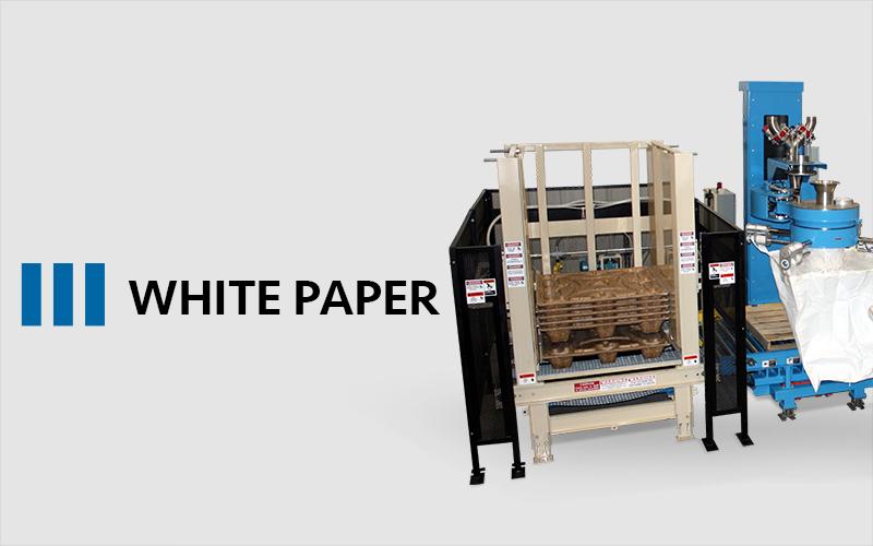 Material Master Powerfill™ Bulk Bag & Drum Filling System