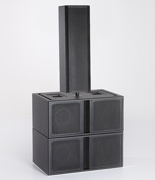 Logic Systems launches 25th anniversary year with new High / Mid Power Line Source Loudspeakers
