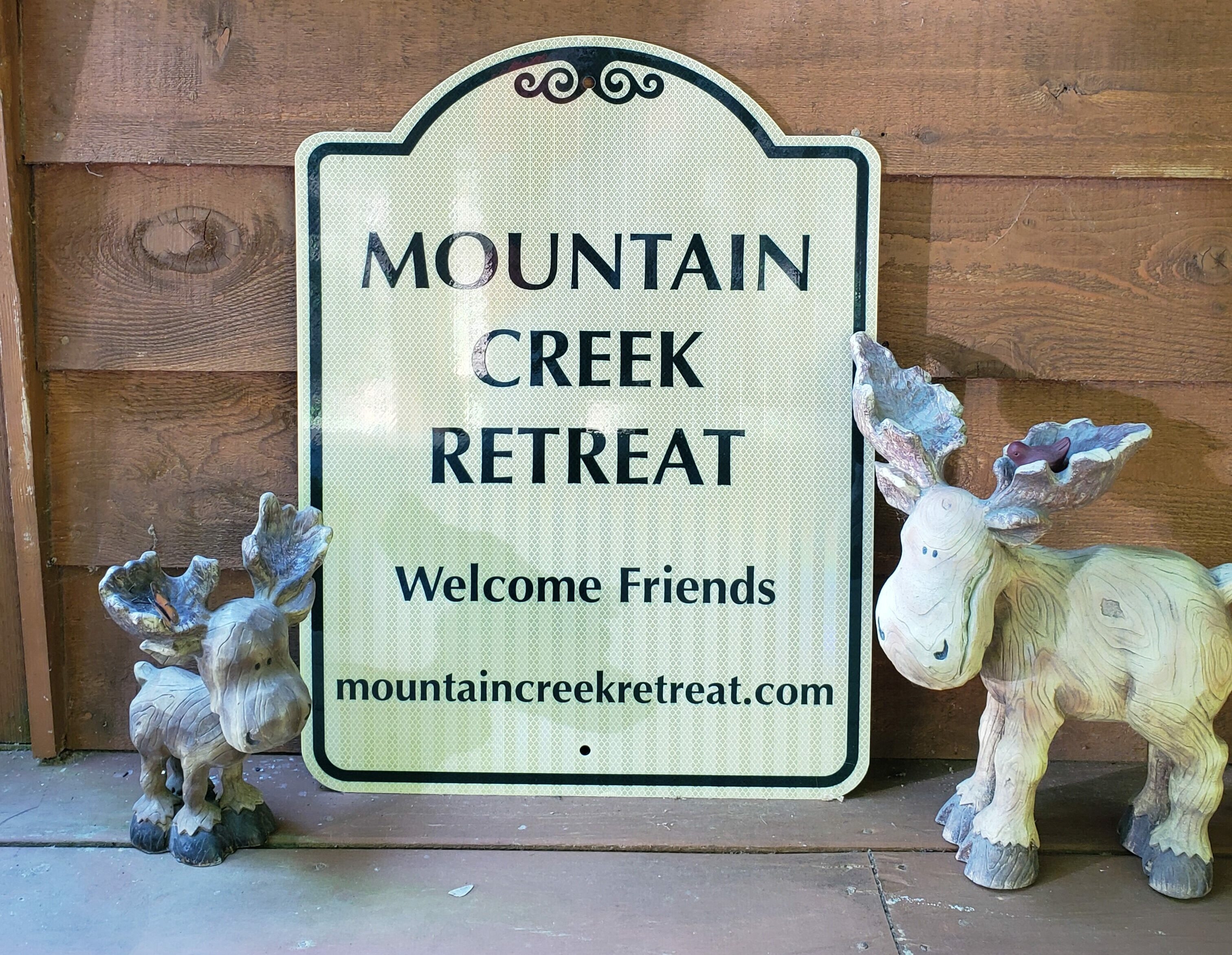 Mountain Creek Retreat