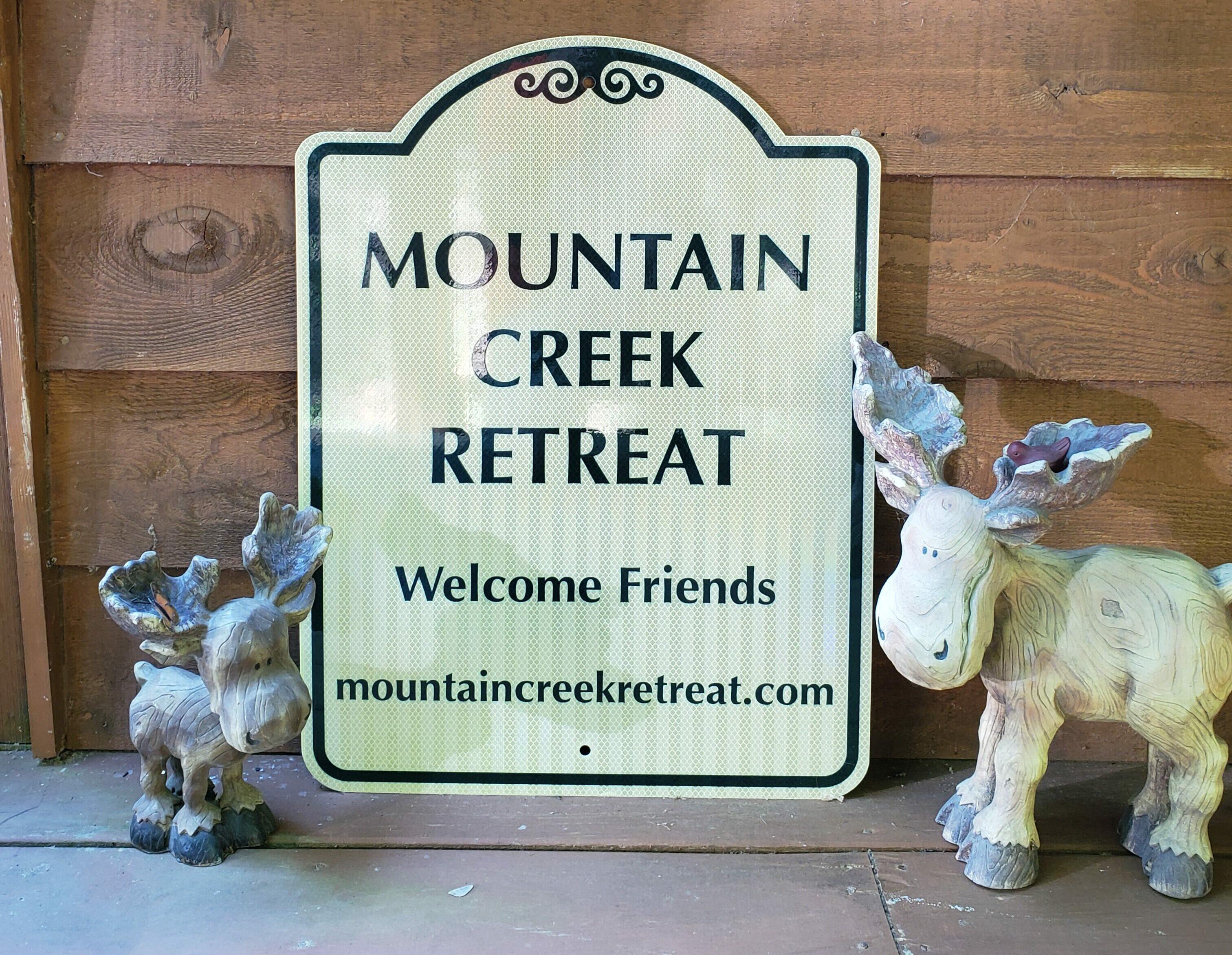 Mountain Creek Retreat