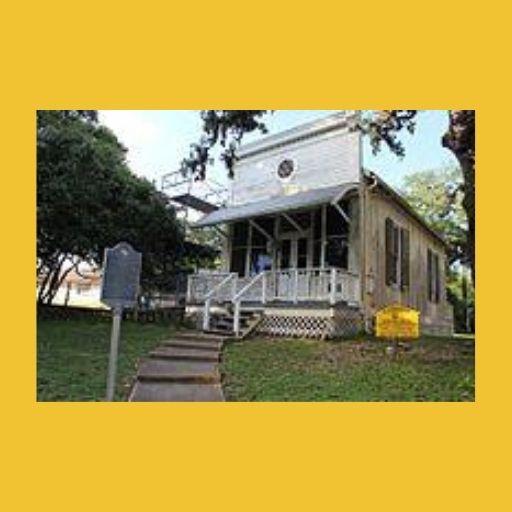 Boerne Old Office gold