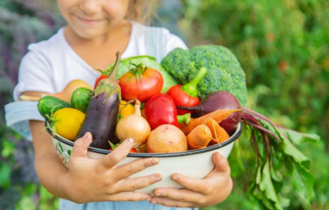 Garden Fresh Vegetables