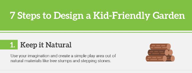 Kid-Friendly Garden