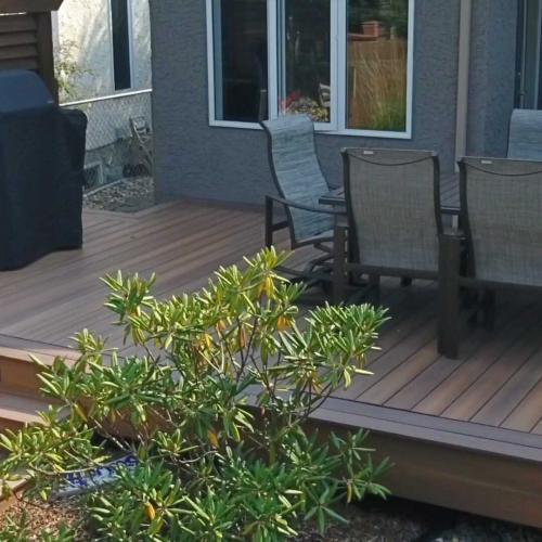 Artificial home turfs in Alberta