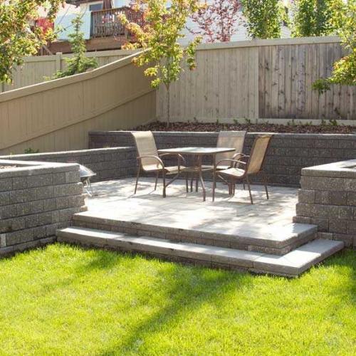 Concrete Decks and Patiosn in Edmonton