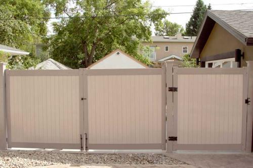 Economical Red Cedar Fences