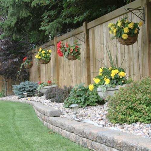 West Red Cedar Fences