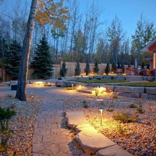Exterior Lightings in Alberta
