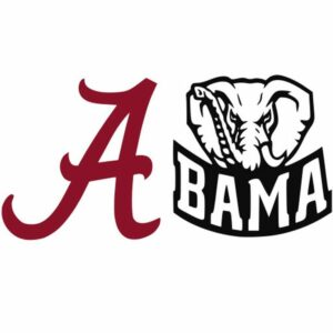 Alabama Crimson Tide, Alabama Football svg, Roll Tide svg, Crimson Tide