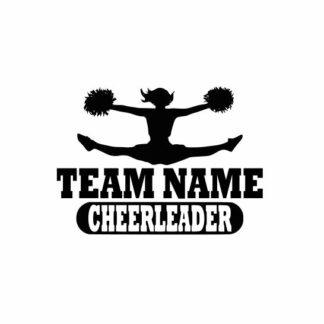Cheerleader svg, Cheerleader clipart, Cheerleader images, Cheer svg