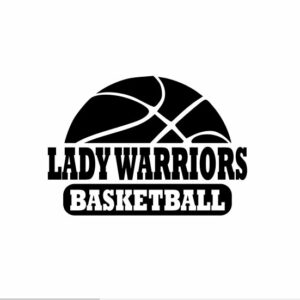 Lady Warriors basketball svg, Warriors svg, Warriors svg cricut, cutting file, svg, dxf, eps, Cricut Design Space, Cameo Silhouette Studio