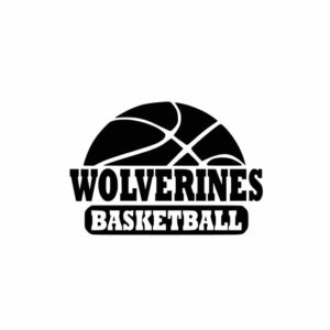 Wolverines Basketball svg, Wolverines svg, Wolverines svg cricut