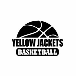 Yellow Jackets Basketball svg, Yellow Jackets svg, Jackets svg cricut