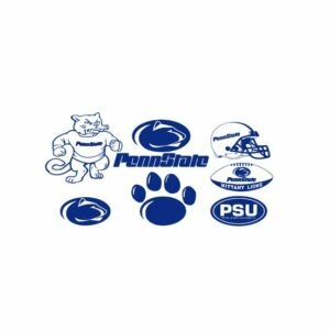 Penn State Nittany Lions svg, Penn State logo, Penn State decals svg, Football, Basketball, Baseball, Softball, Soccer, Volleyball, svg dxf eps files