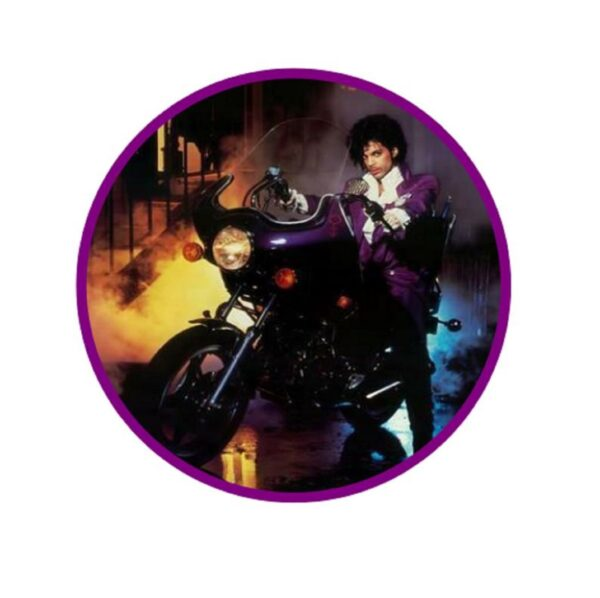 Prince Purple Rain Stickers Decal laptop car hydroflask aesthetic Funny Window doors waterproof packages anime