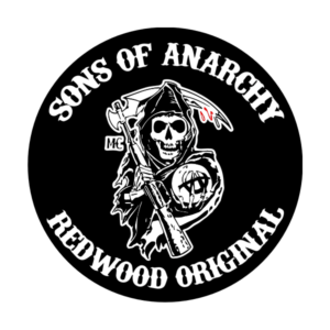 Son of Anarchy Stickers Decal laptop car hydroflask aesthetic Funny Window doors waterproof packages anime