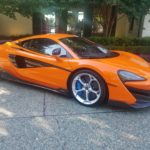 McLaren at Dallas Arboretum