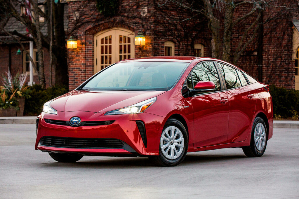 2019 Toyota Prius Limited really grew on me!